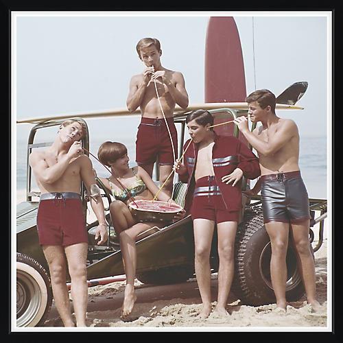 1960s Beach 2, 1960s Beach 2