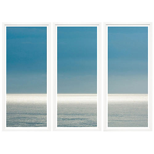 Ocean Horizon Triptych
