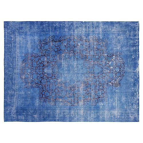 9'x12' Hayden Rug, Light Blue