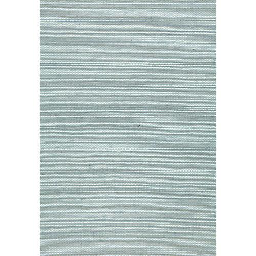 Haruki Sisal Wallpaper, Water Blue