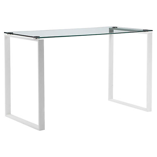 Helen Desk, White