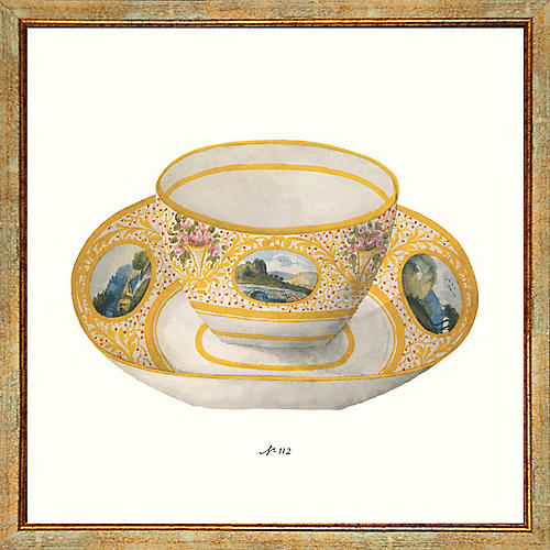 British Teacups XVI