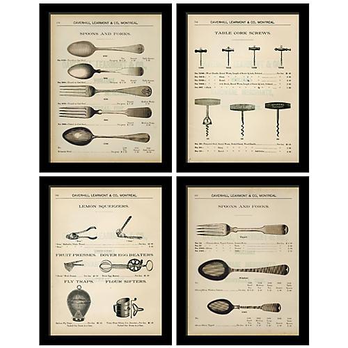 Smith & Co., Four Utensils