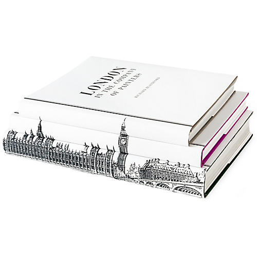S/3 London Book Collection
