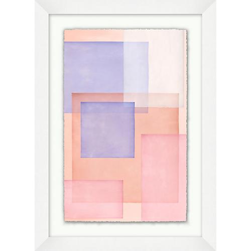 Pastel Layers III
