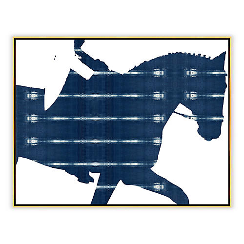 Benson-Cobb, Dressage in Indigo