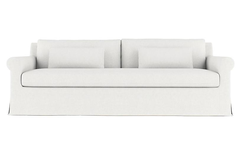 Ludlow Sofa, Blanc