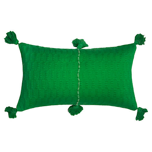 Antigua 12x20 Lumbar Pillow, Grass