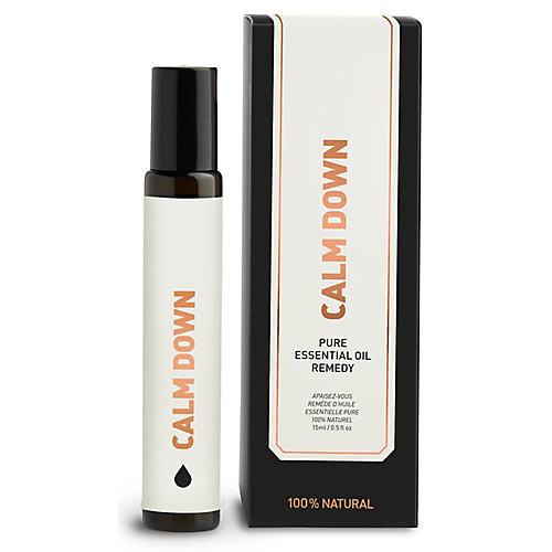 Calm Down Pure Essential Oil Remedy