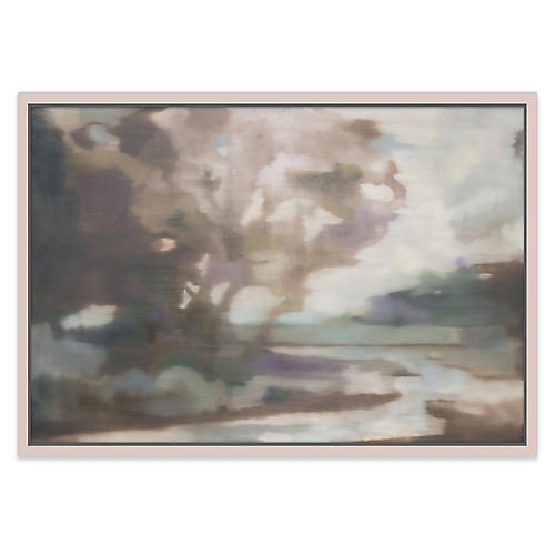 Mary H. Case, The Inlet II