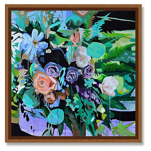 Kate Mullin, Flowering Vines