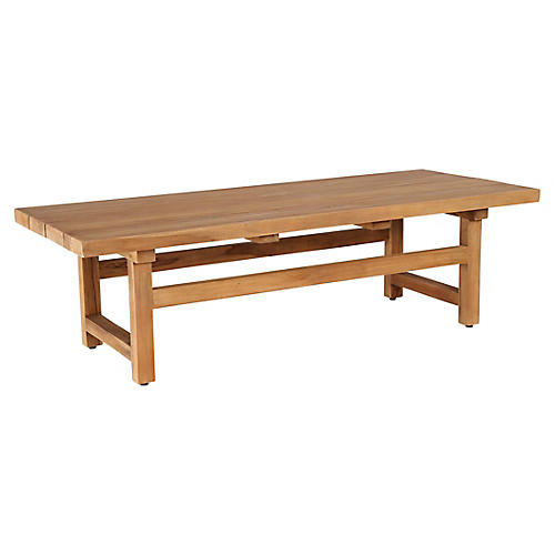 Julian Coffee Table, Natural