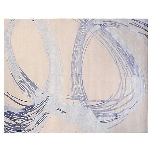 8'x10' Cardi Rug, Gray