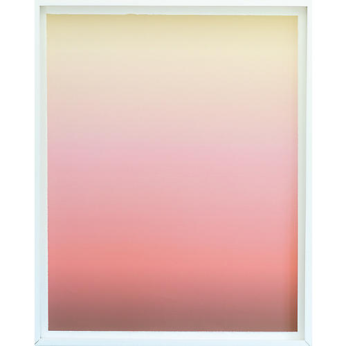 Dawn Wolfe, Mid-day Ombré-White