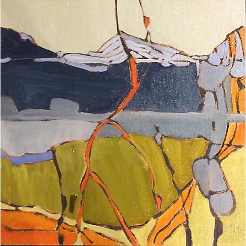 Ann Keane, Magnolia Mountain