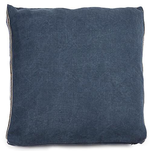 The Galloper 20x20 Pillow Cover, Bastion Linen