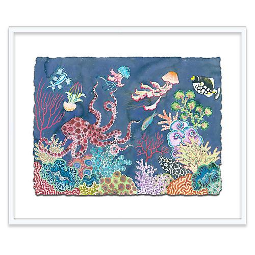 Gabby Malpas, Tropical Reef