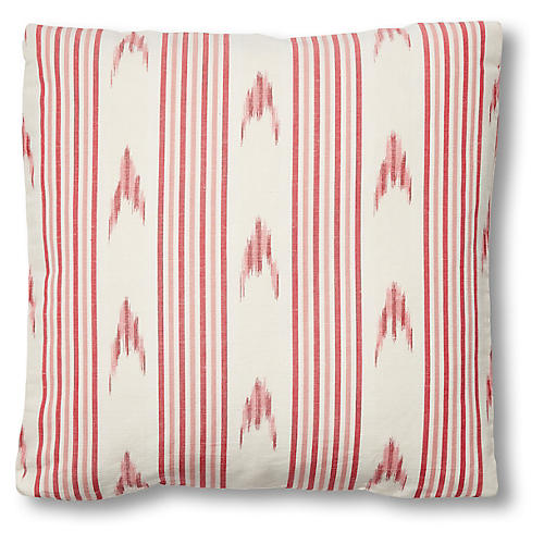 Santa Barbara 18x18 Pillow, Pink