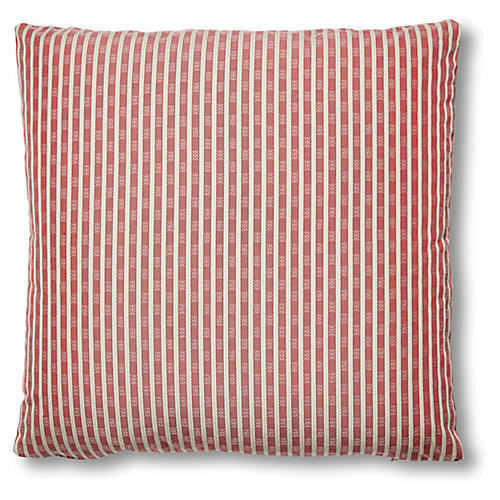 Beverly 18x18 Pillow, Red