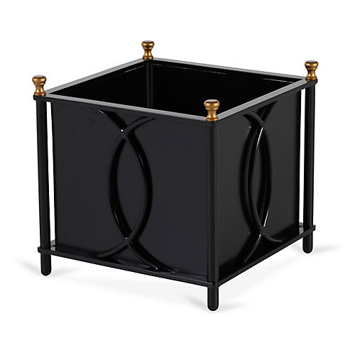 Frances Planter, Black