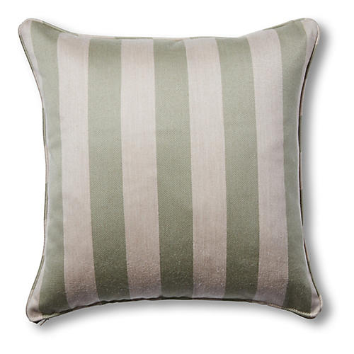 S/2 Newport Pillows, Sage