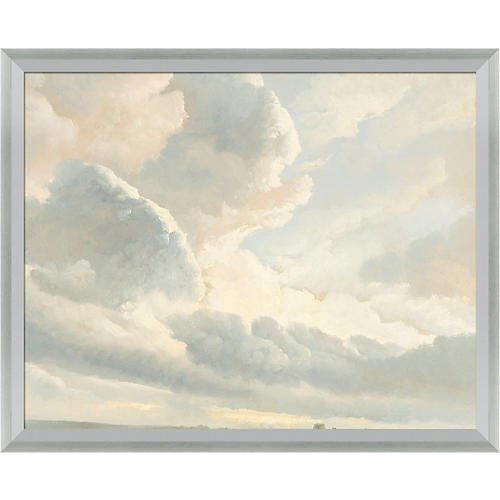 Cloud Sunset Landscape