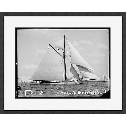 Sailboat Photo II