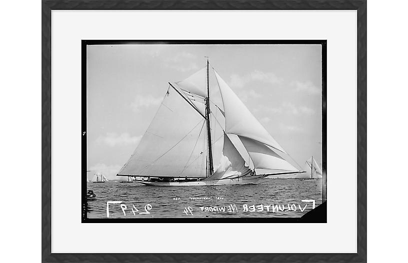 Sailboat Photo II