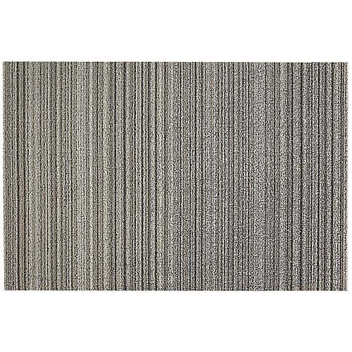 "24""x36"" Skinny Stripe Floor Mat, Birch"