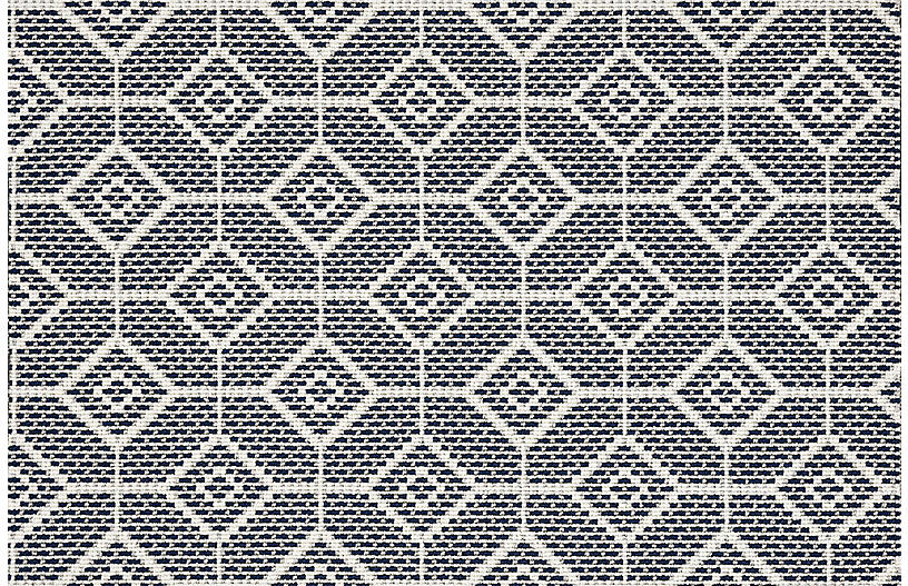 Amara Indoor/Outdoor Rug, Lagoon