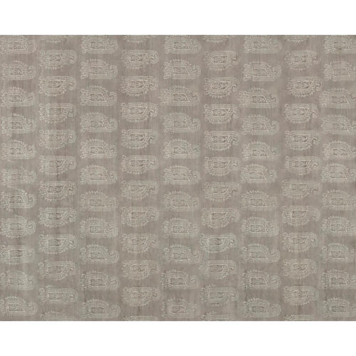Ladnu Hand-Knotted Rug, Brown
