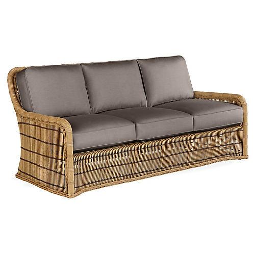 Rafter Sofa, Gray