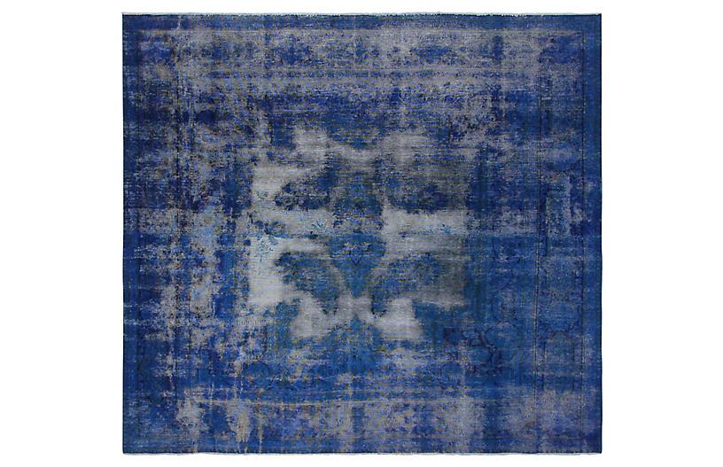 8'x8' Mitchell Rug, Blue