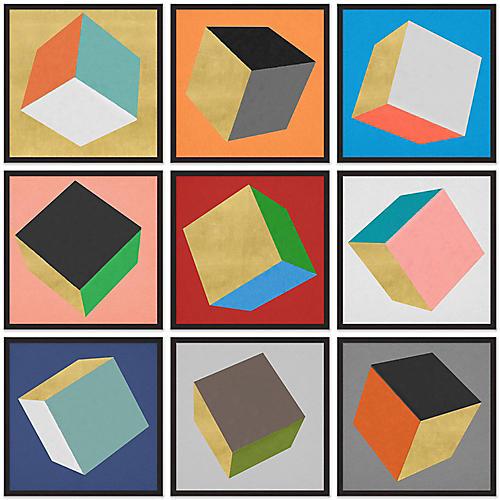 Christopher Kennedy, Golden Cubes 1-9