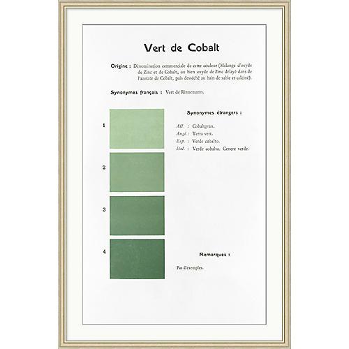 Danielle Rollins, Vert de Cobalt Mid-Size