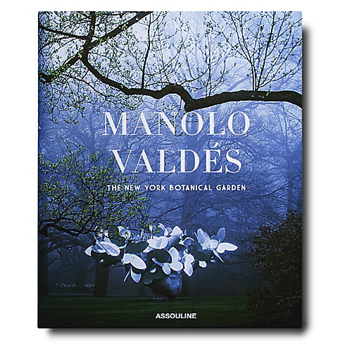 Manolo Valdés: The NY Botanical Garden