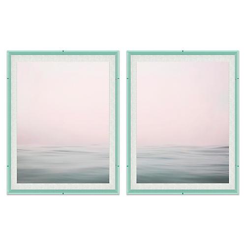 Alex Hoerner, Seascape II Diptych