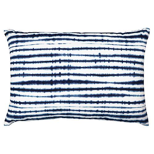 Delsi 14x20 Pillow, Indigo