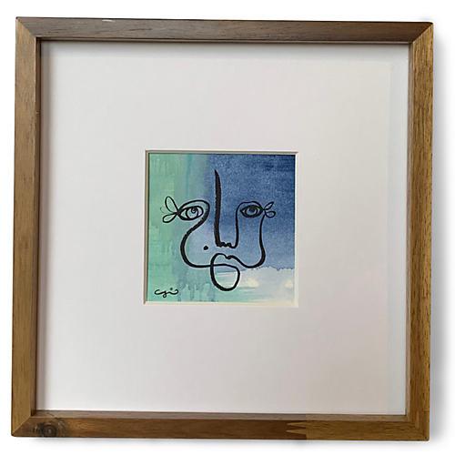 Carrie Davis, Blue Lagoon