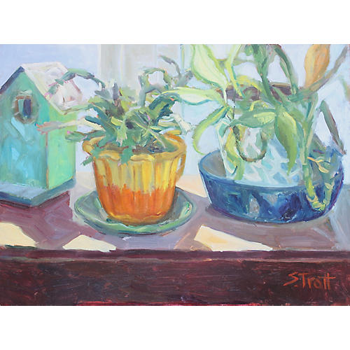 Susan Trott, Plant Therapy
