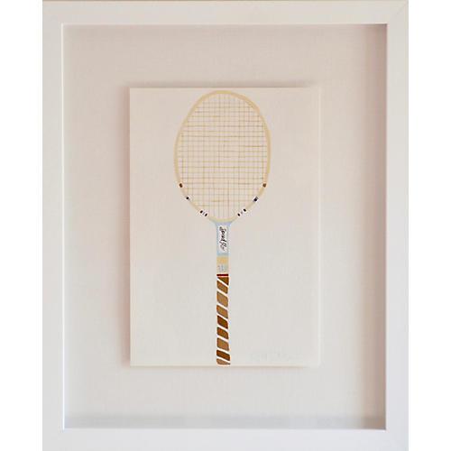 Katherine Miller, Tennis Racquet 03