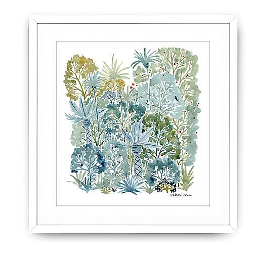 Vikki Chu, Watercolor Forest