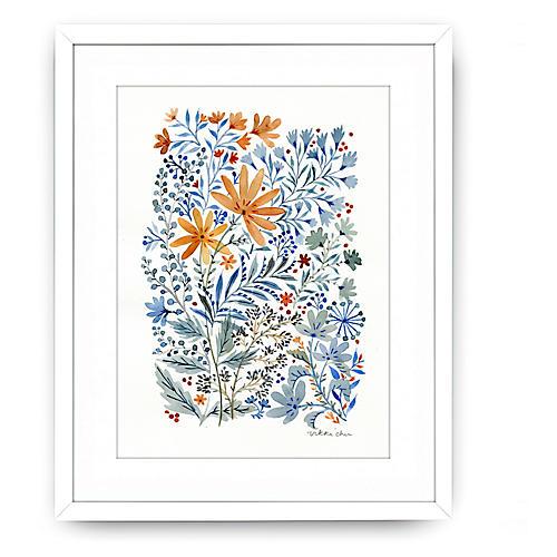 Vikki Chu, Watercolor Flowers