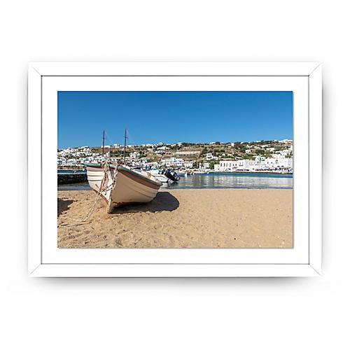 Richard Silver, Mykonos White Boat