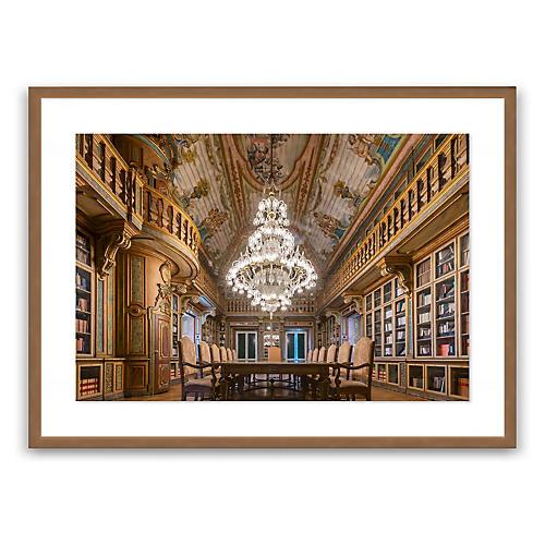 Richard Silver, Red Cross Library, Lisbon I