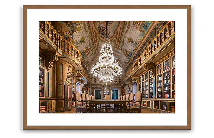 Richard Silver, Red Cross Library, Lisbon I