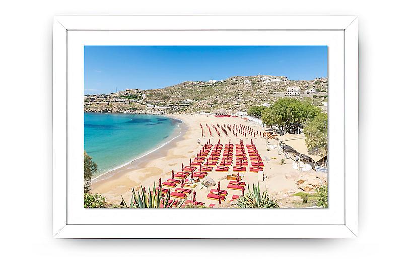 Richard Silver, Super Paradise Beach Mykonos