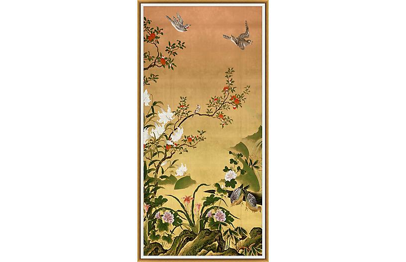 Lillian August, Golden Garden I