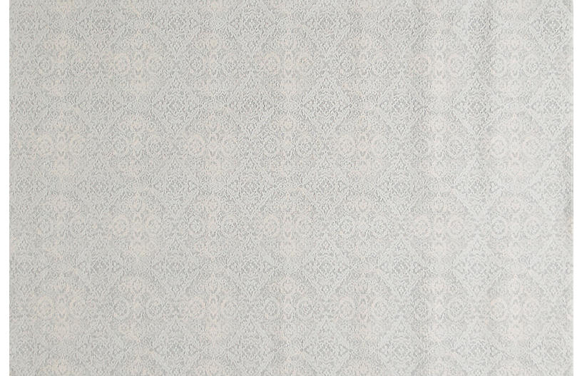Alessi Rug, Light Silver