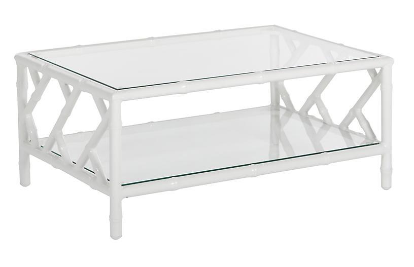 Kit Coffee Table, White